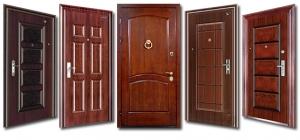 Металлические двери в вашем доме