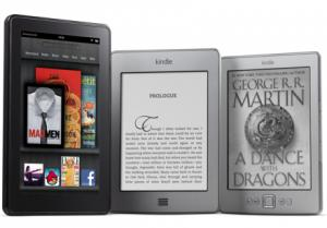Amazon Kindle Touch обновился