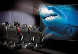 Цена 5D кинотеатра может быть разной