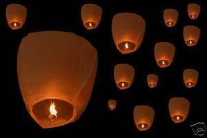 Эти незабываемые китайские фонарики