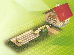 Какой должна быть автономная канализация в частном доме