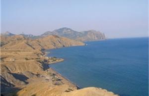 Лисья бухта - один из последний тихих уголков Крыма
