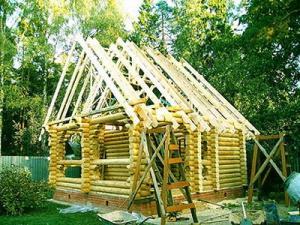 Строительство дачи -  это строительство дома отдыха
