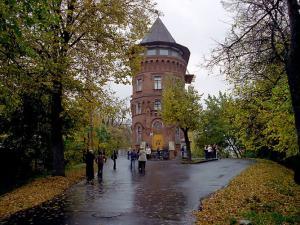 Незабываемая архитнетура города Владимира