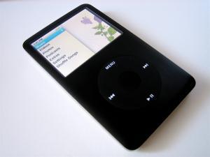 iPod можно купить в сети iStore