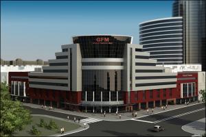За квартал в Питере открылись три торговых центра