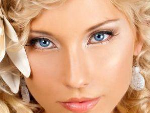 Как правильно сделать свадебный макияж