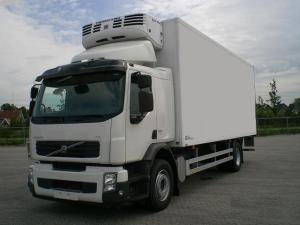 Рефрижератор - незаменимый помощник при перевозке свежих и замороженных продуктов