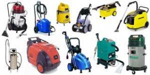 Преимущества уборочного оборудования