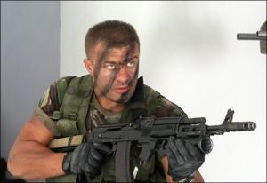 Вы любите боевики?