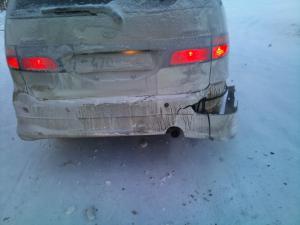 Берегите себя и свои транспортные средства зимой