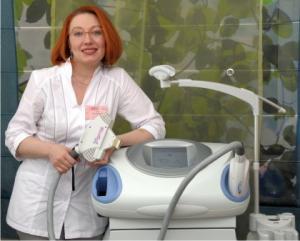 Фракционный лазер в косметических целях