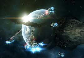 Космические онлайн игры всегда будут интересны мальчишкам