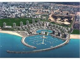 Ашдод — один из наиболее крупных промышленных центров Израиля