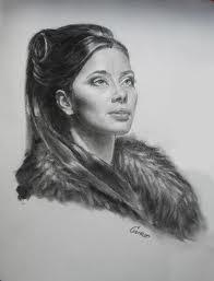 Портрет займет почетное место в сердце каждого