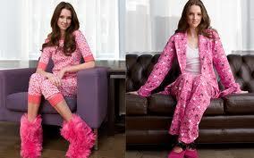 Немного о истории возникновения пижамы