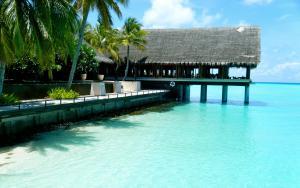 Мальдивы – райский уголок